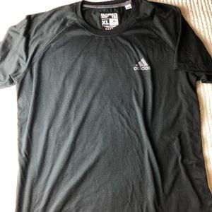 adidas Shirts - Adidas | Ultimate Tee Black
